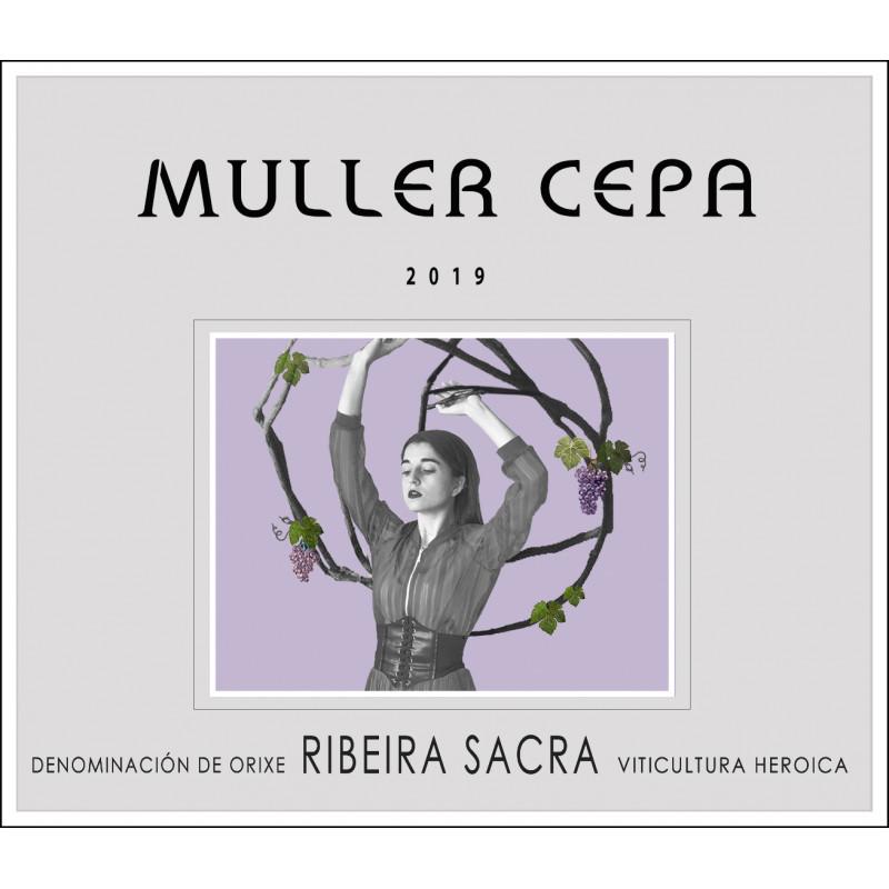 mujer rural Muller cepa vino
