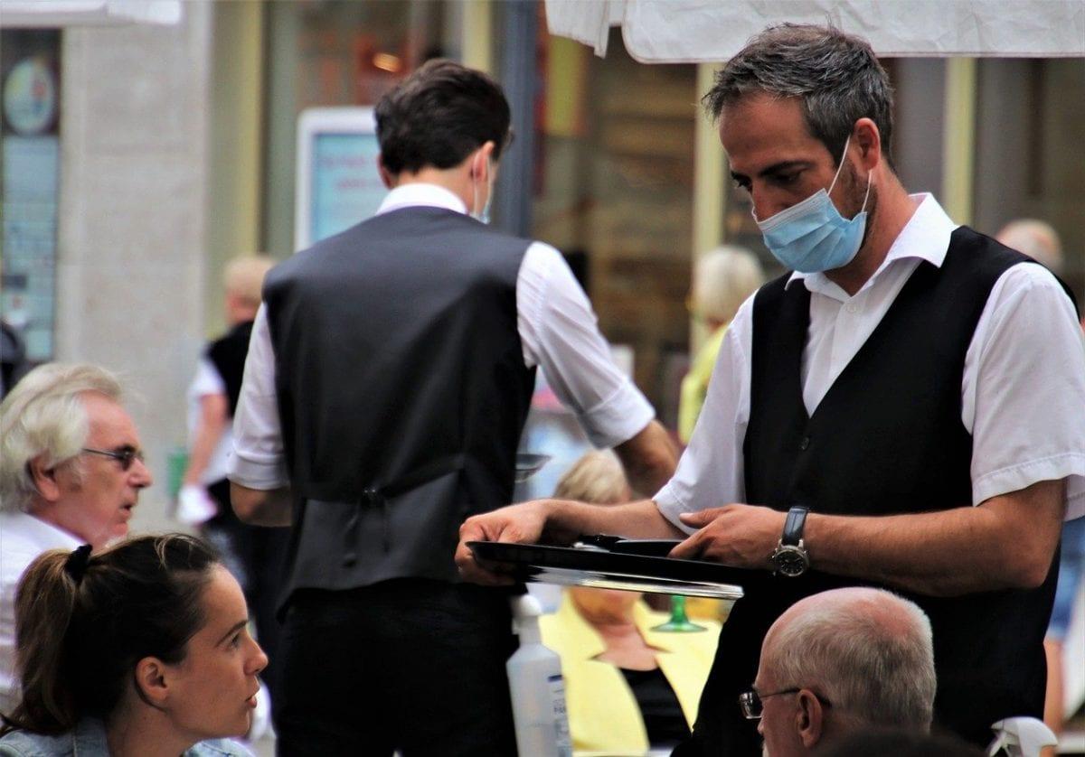 los contagios en la hostelería