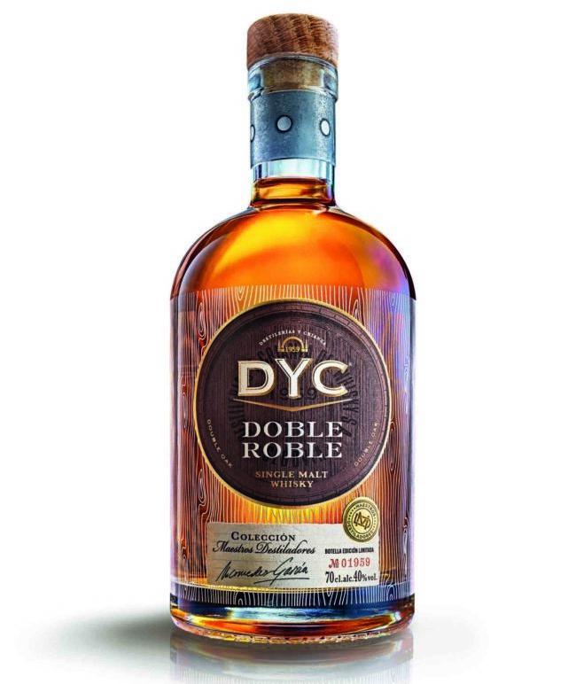 Botella de DYC Doble Roble