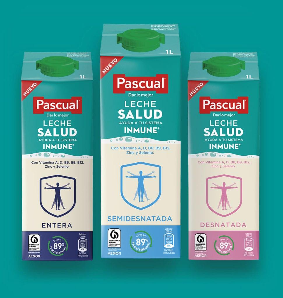 Pascual leche