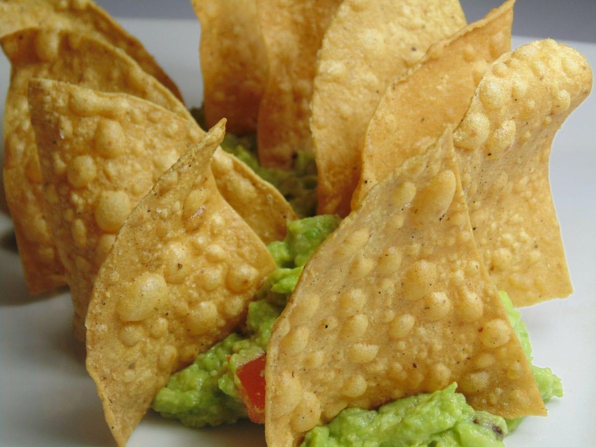 términos gastronómicos nachos