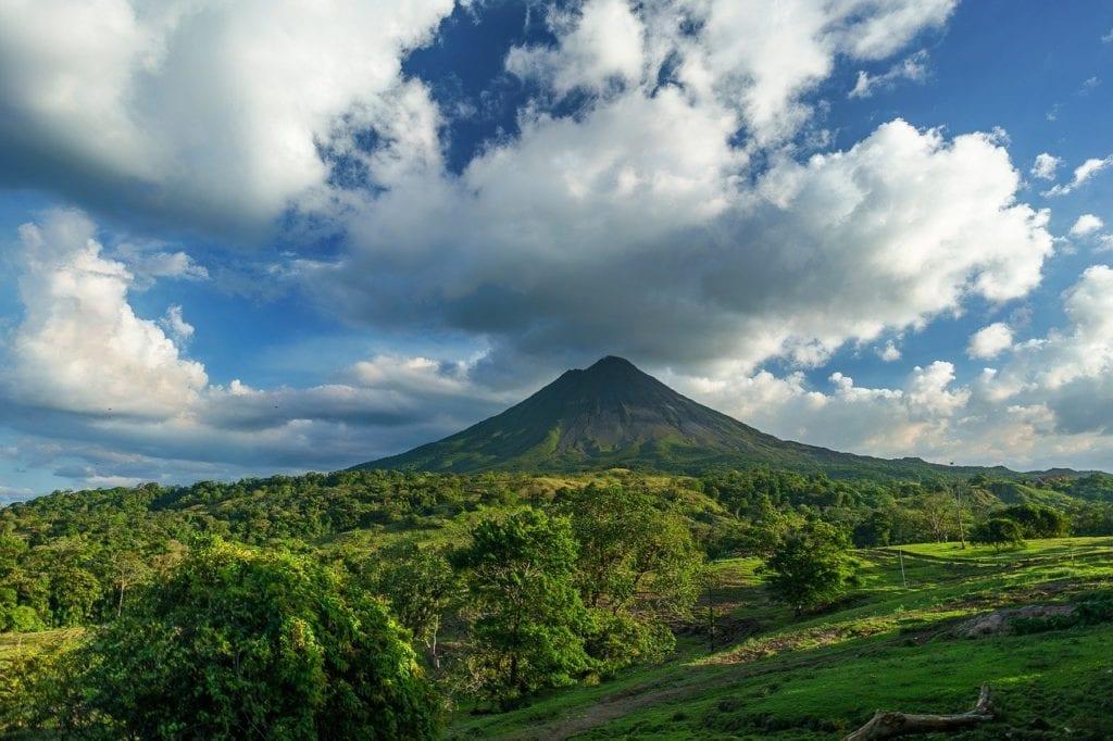 Vulcão da Costa Rica