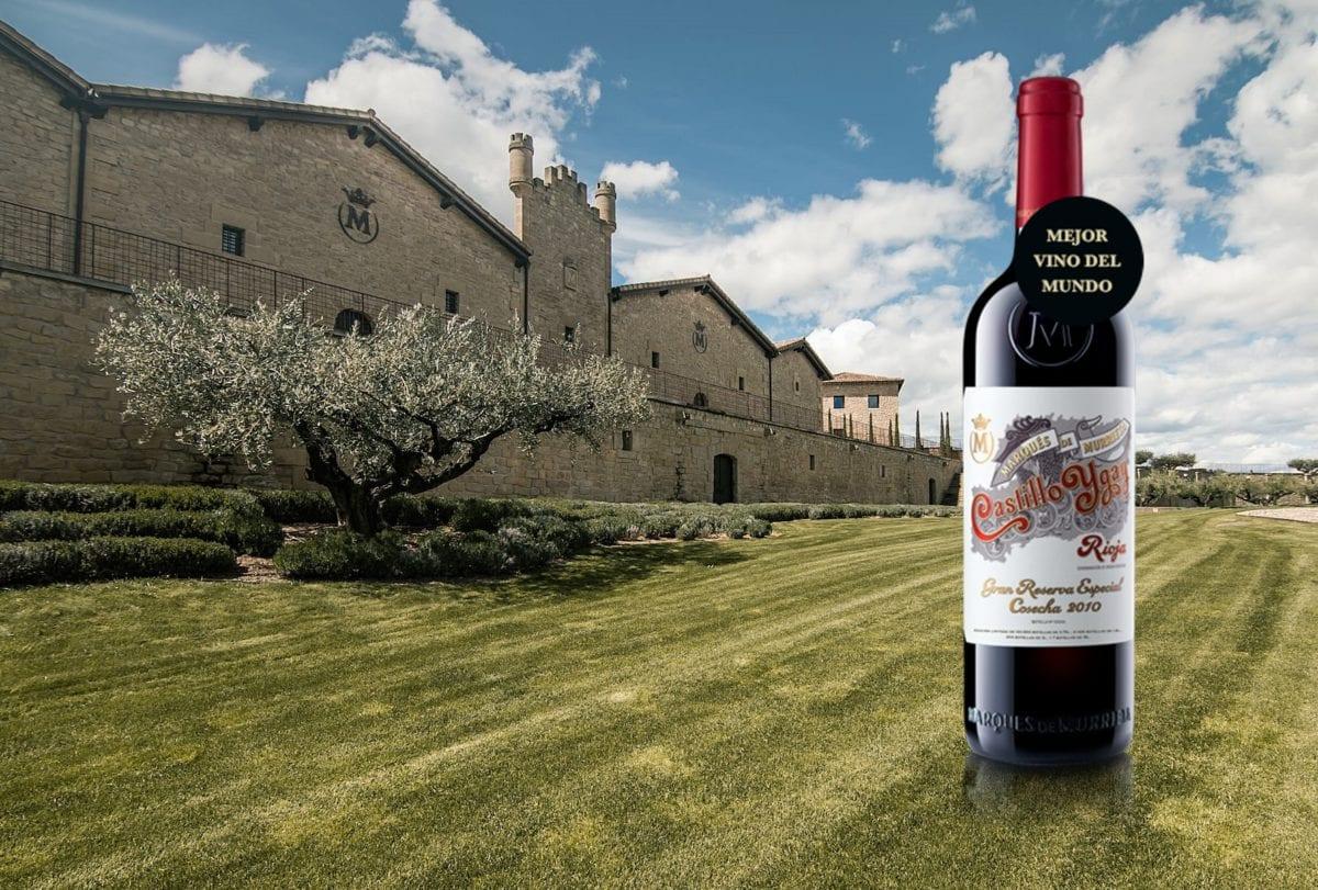 vino Castillo de Ygay