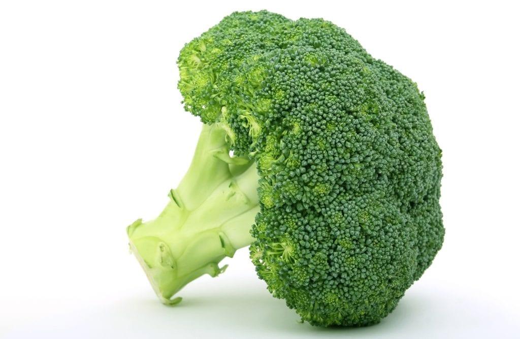 Brócoli adelgazar después de Navidad