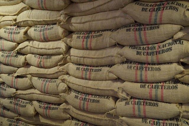 sacos de café
