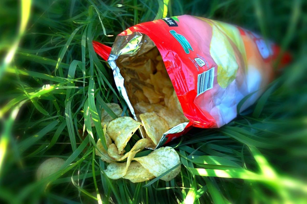 Patatas fritas alimentos ultraprocesados