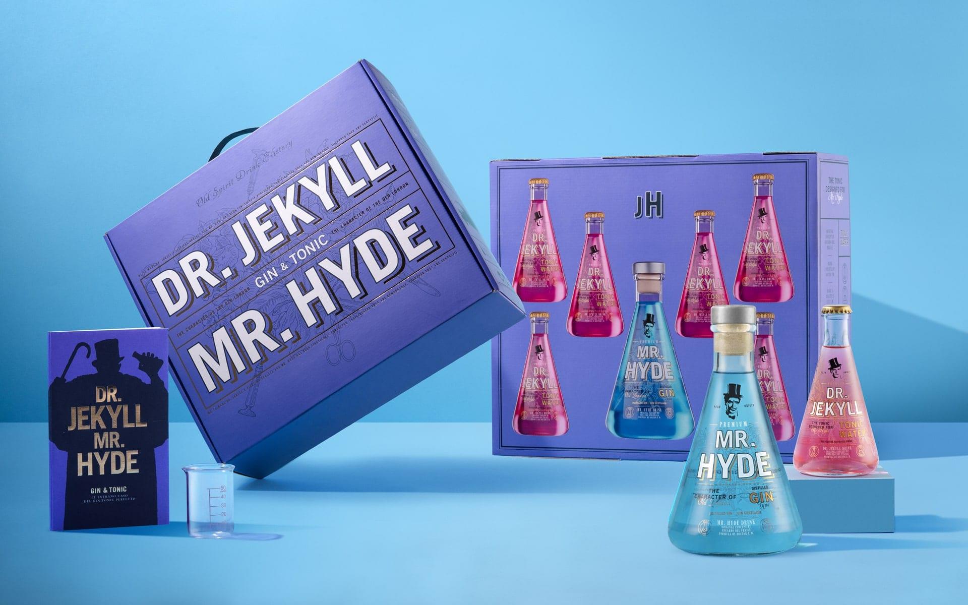 Maletín de Dr. Jekyll y Mr. Hyde