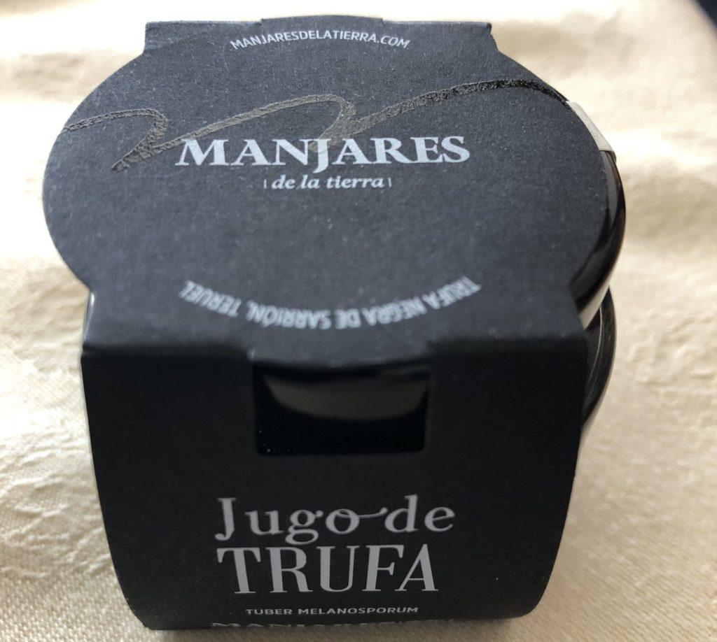 Trufa de Teruel conservada por Manjares de la tierra