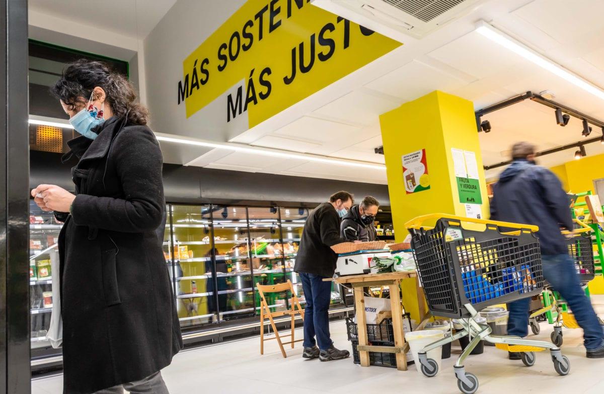 Supermercado cooperativo