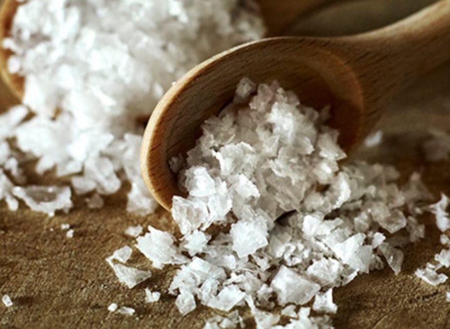 Máximo de sal diario