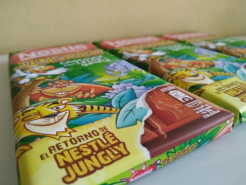 Nestle Jungly