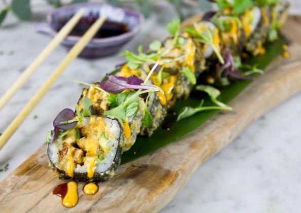 es saludable el sushi