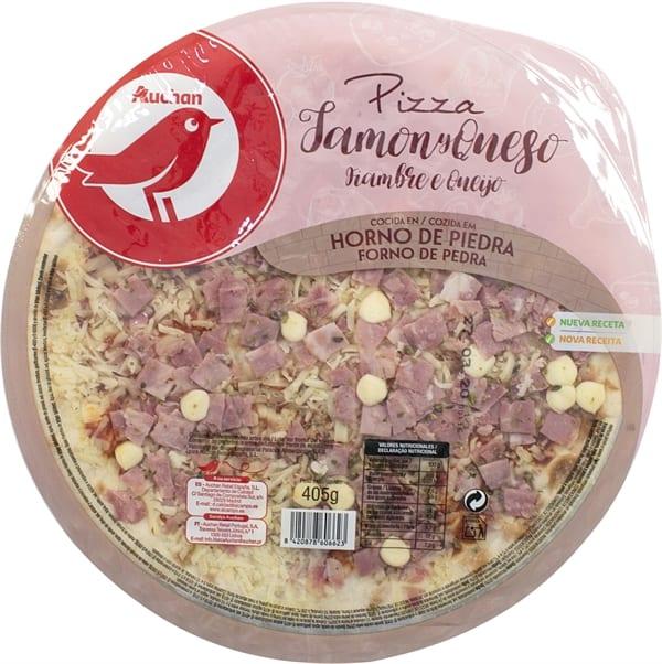 Mejores pizzas Alcampo