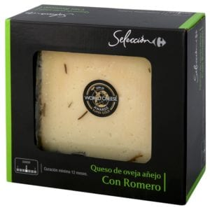 mejores quesos de Carrefour