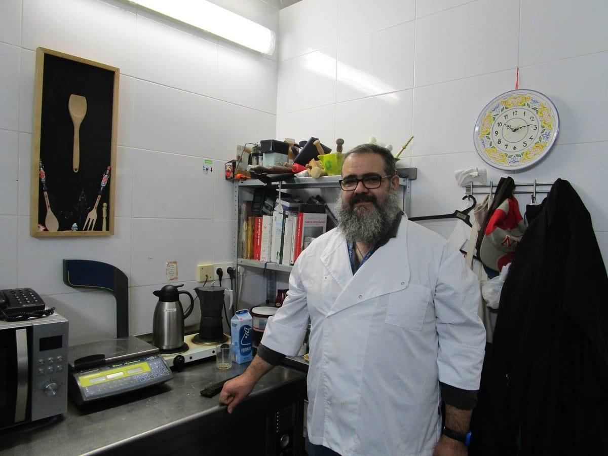 Cocinero Fray Ángel