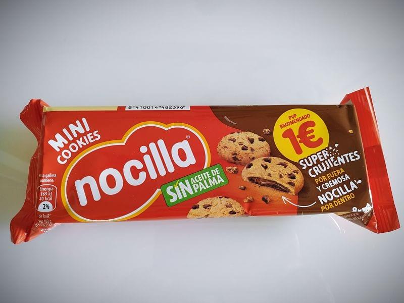 Galletas Nocilla
