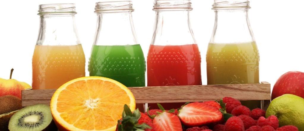 reducir azúcar en zumos
