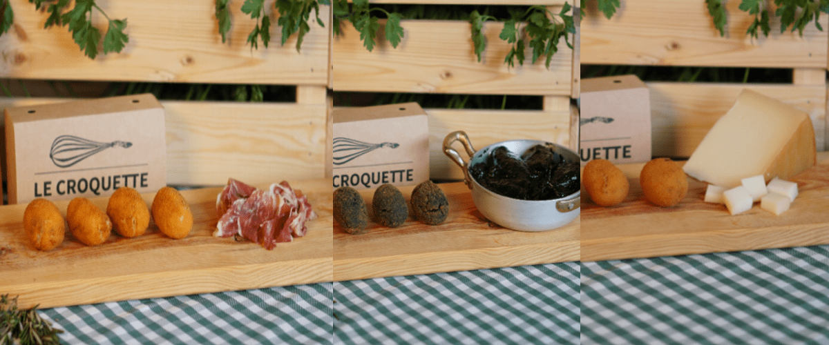 croquetas Le Croquette