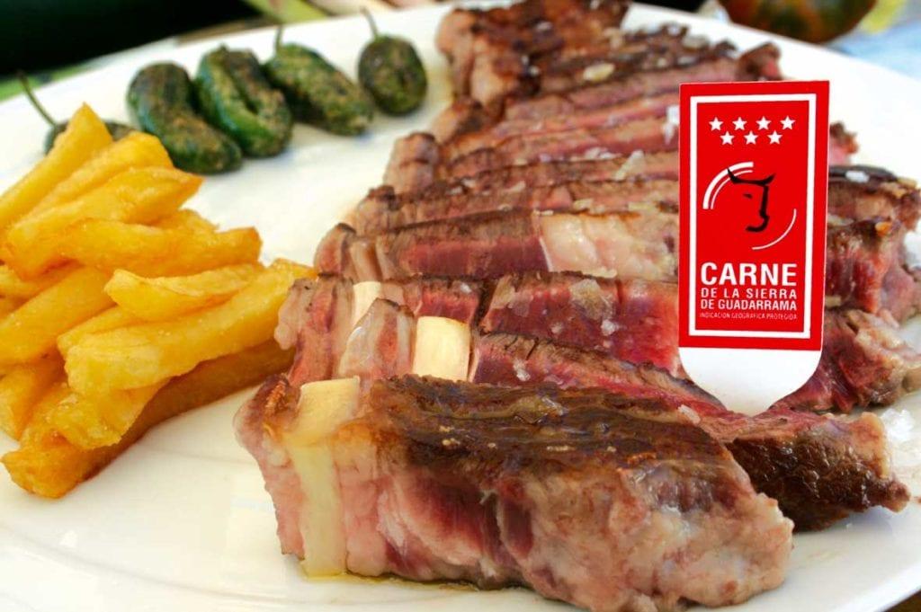 carne de guadarrama