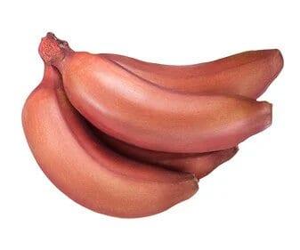 Plátano rojo de Canarias