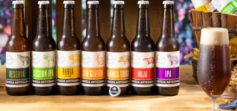 Mejores cervezas artesanas de Carrefour