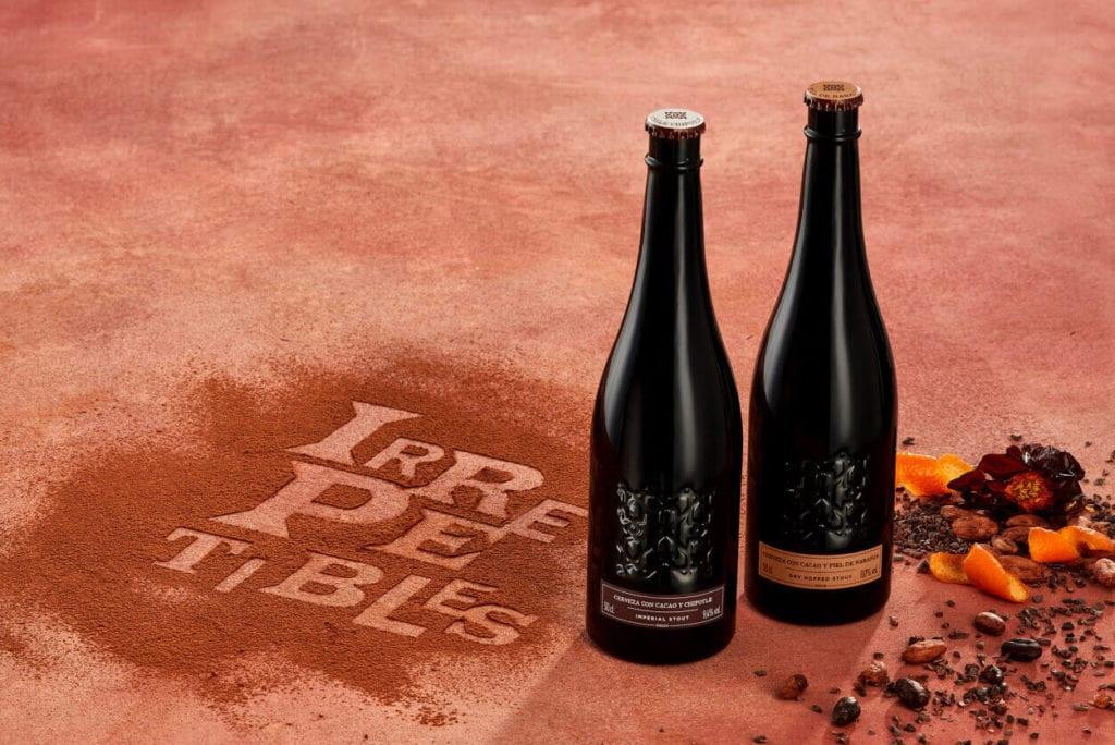 las cervezas Numeradas de Alhambra