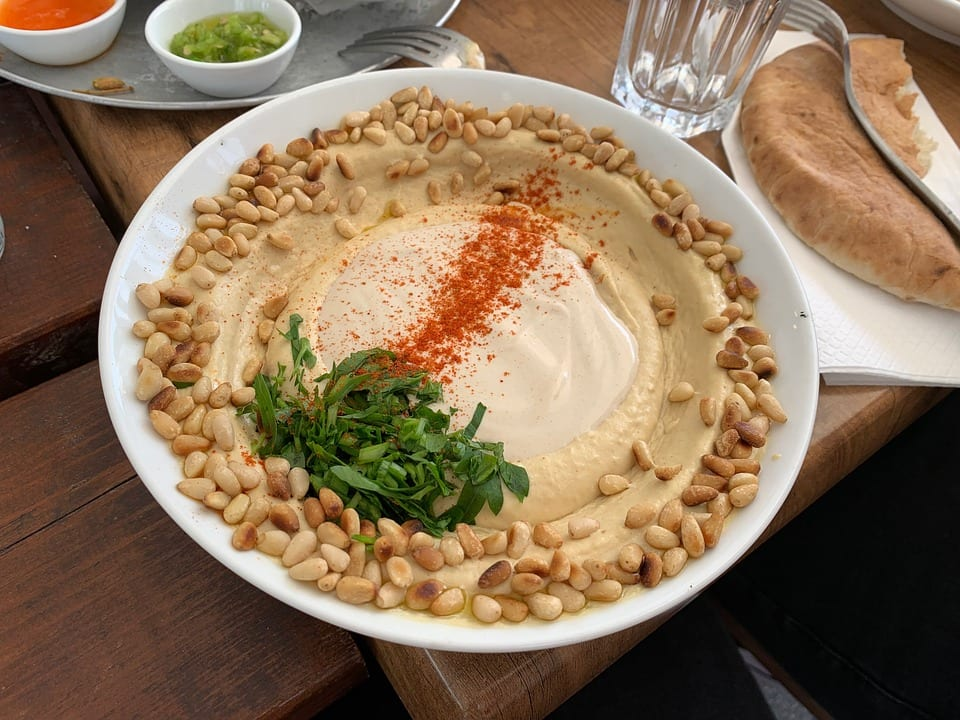 hummus real fooding