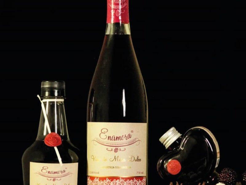 wine falls in love