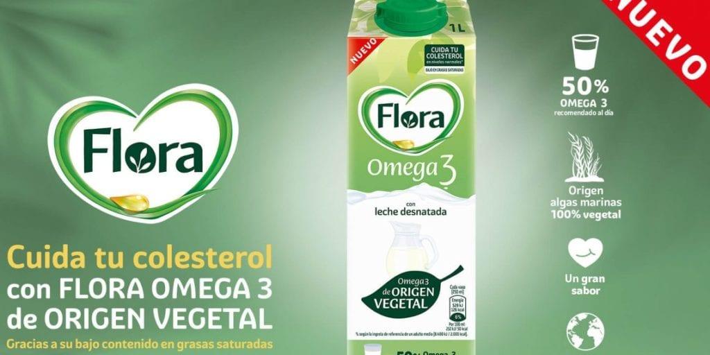 Flora Omega 3