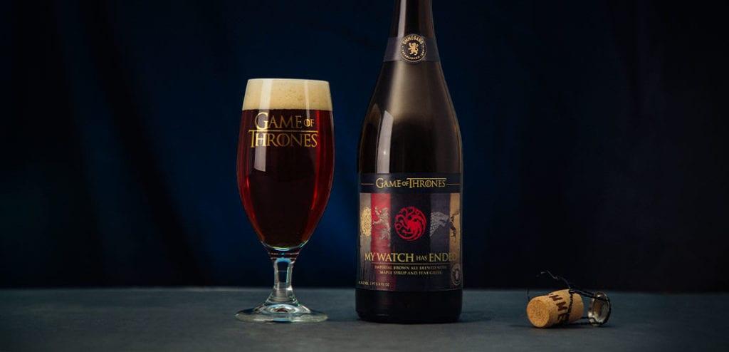 Cerveja Game of Thrones