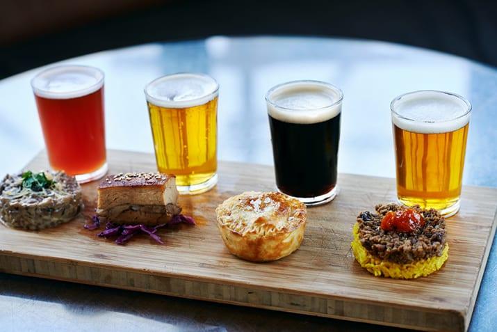 Guía para maridar cervezas