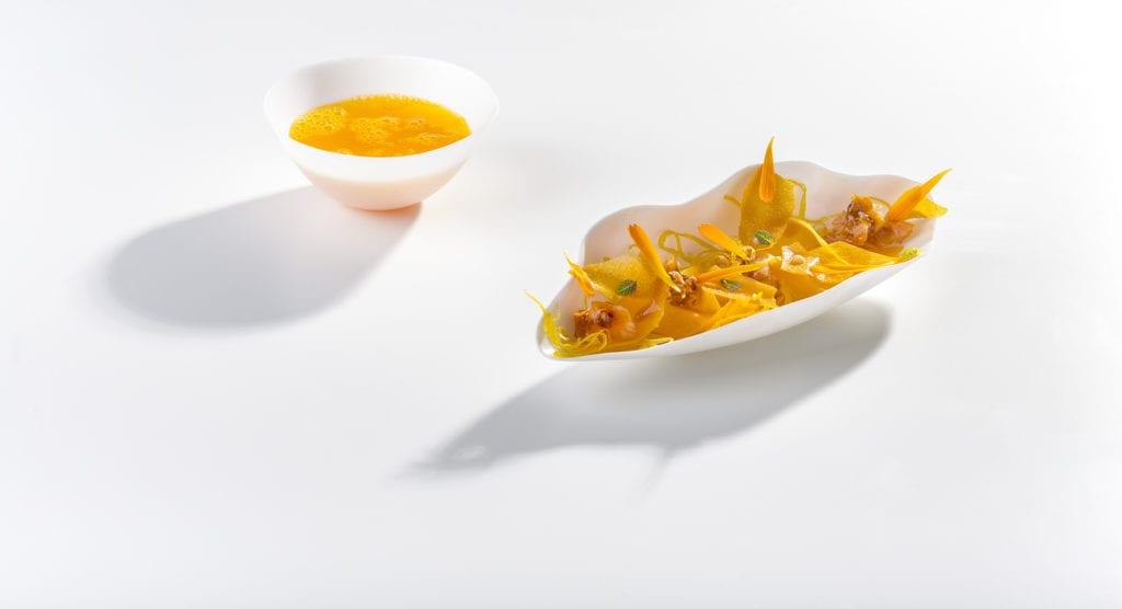 alimentos fermentados em restaurantes