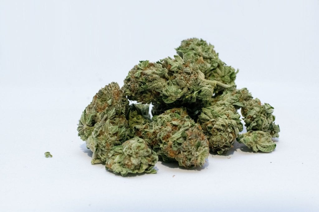 cannabis en la cocina