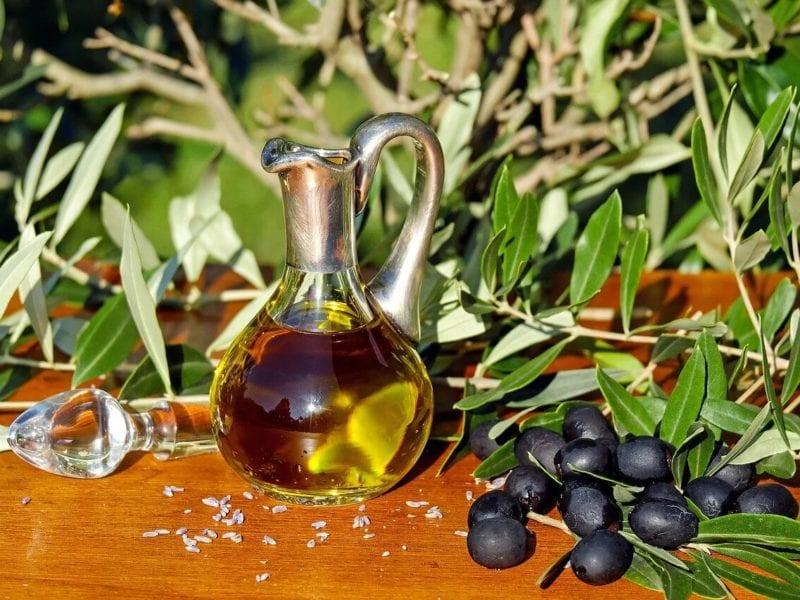 fraude à l'huile d'olive