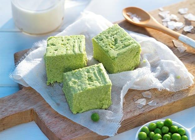 Tofu de guisantes