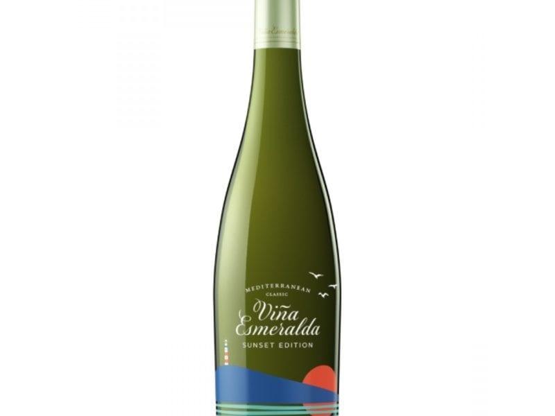 Smaragd Weinberg Wein