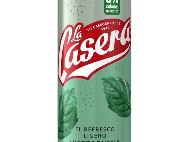 novos refrigerantes La Casera
