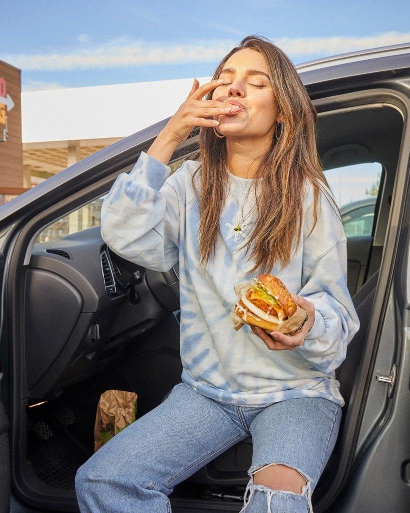 Burger King vegano