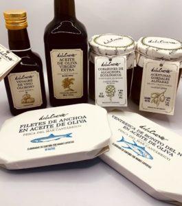 productos conservas aceite