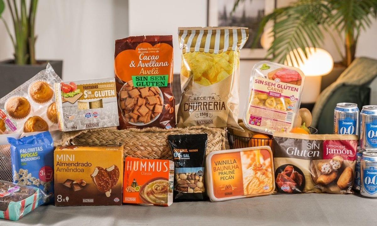 Mejores productos sin gluten de Mercadona