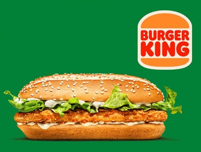 Veganer Burger King