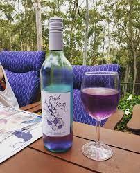 vinho roxo