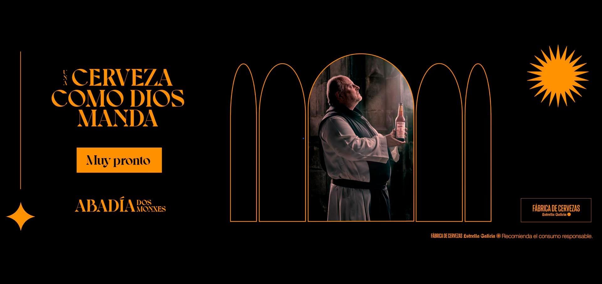 Estrella Galicia Abadía