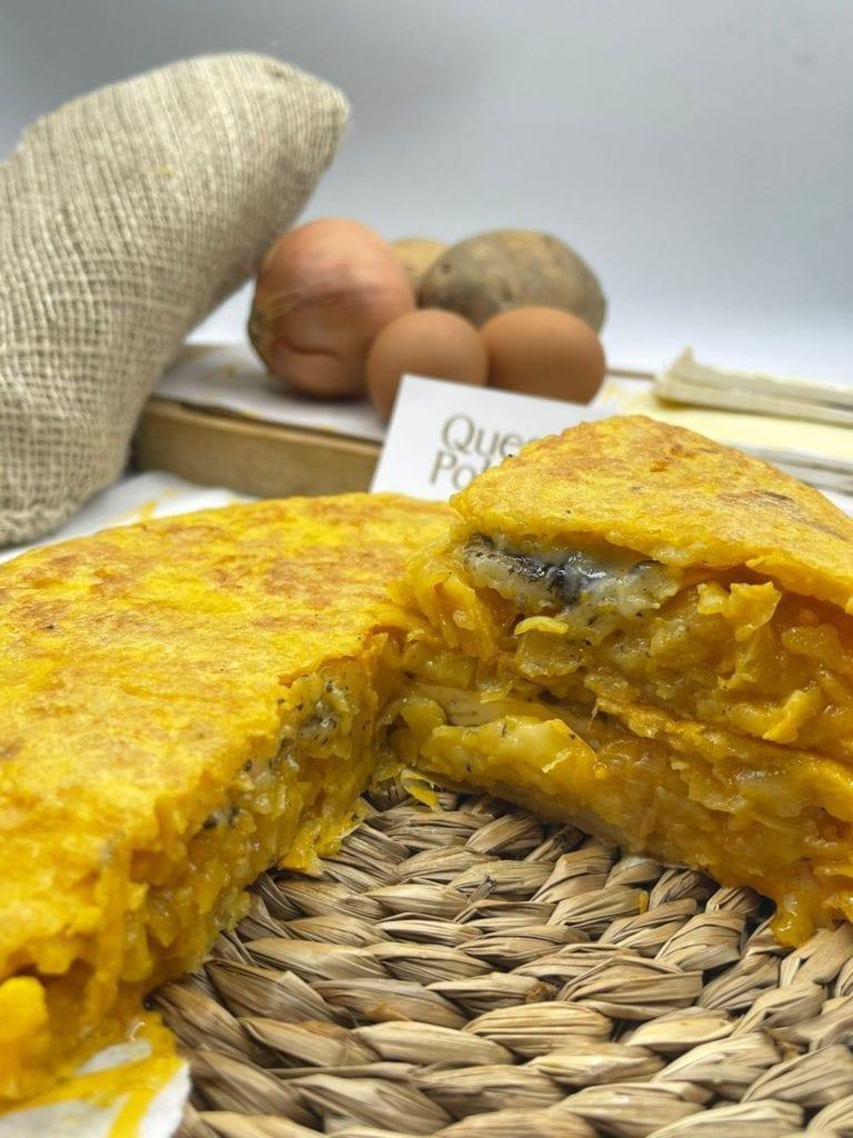 tortilla croquetes