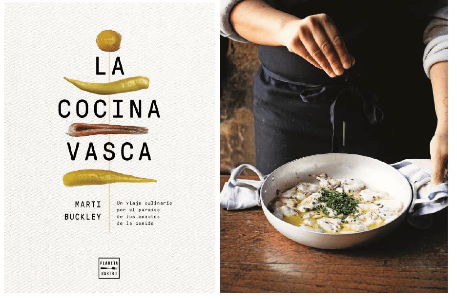 Libro La Cocina Vasca