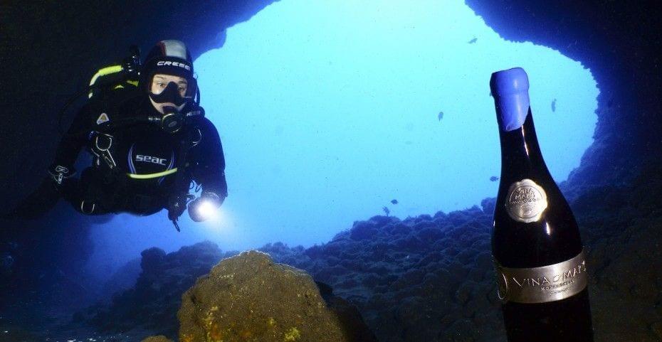 Bodegas submarinas