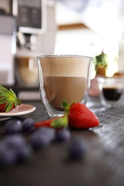 preparar una crema de leche café