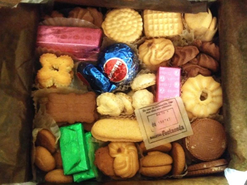 Fontaneda Cookies