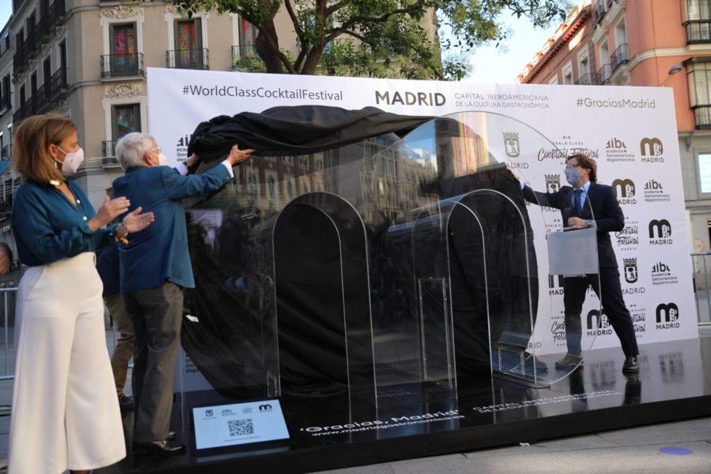 gastronomía iberoamericana en Madrid