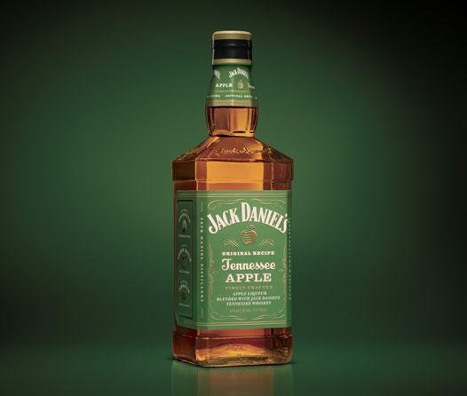Jack Daniel's de manzana